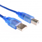 HR0293-4A Blue USB Cable A Male to B Male printing  cable 50cm