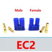 HS3529 EC2 Plug Male + Female 10pair