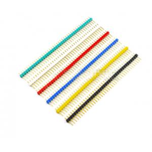 HS3533 1*40P 2.54mm Single Row Male Pin Header 200pc
