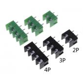 HS3536 300V/20A 7.62mm KF7.62 - 2P 3P 4P Screw Terminal Block Connector 100pcs