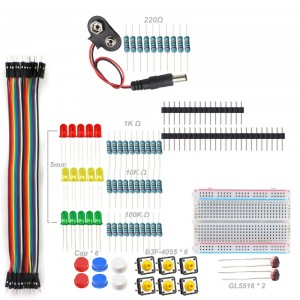 HS3559 Component Kit for UNO R3