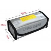 HS3565 Fireproof Explosionproof  Lipo Battery Safe Bag / Lipo Guard 185*75*60mm