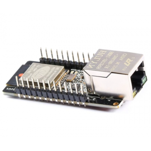 HS3577 WT32-ETH01 Embedded Serial Port Networking Ethernet Bluetooth-compatible WIFI Combo Gateway MCU ESP32 Wireless Module Board