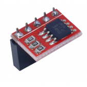 HS3579LM75A Temperature Sensor I2C Interface Development Board Module For Raspberry Pi