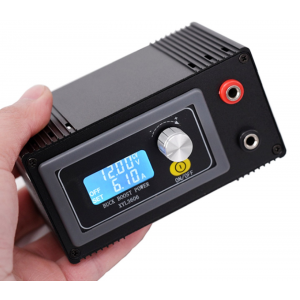 HS3590 XYL3606 36V 6A   Buck-boost Power supply with case