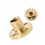 HR0648 T8 Brass Nut