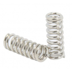 HR0649 100pcs Feeder spring for Ultimaker Makerbot Wade extruder nickel plating 1.2mm X 20mm