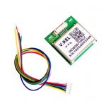 HR0666 1-5Hz VK2828U7G5LF TTL Ublox GPS Module With Antenna
