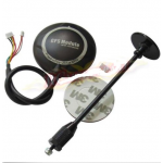 HR0514A Ublox NEO-M8N GPS Module Built-in Compass with GPS Bracket