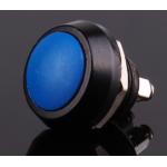 HR0589B 10pcs Blue PBS-33B 12mm  Electric Domed Head Momentary Push Button