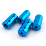 HR0641C 3D printer Stepper Motor   5x8x25mm Flexible Coupling Coupler (Blue)
