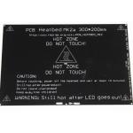 HR0717 MK2A 300*200*3.0mm  Aluminum Board PCB Heat Bed