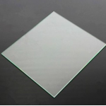 HR0718 3D Printer Heating Bed Reprap Toughened Glass Plate 200 * 213mm