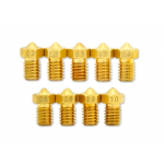 HR0721 V6 Brass Nozzle For 1.75mm/3mm Filament