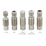 HR0729 Stainless Steel V6 Throat  for 1.75mm/3mm  Filament