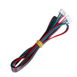 HS0033 3D printer parts 4pin XH2.54mm -6pin 100CM cable female to female