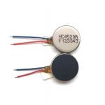 HS0042 DC 3V 12MM x 3.4MM  Micro Motor Coin Flat Vibrating Motor 1234