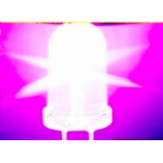 HS0077 5mm Round 365nm Ultra Violet UV LED Lamp Diode