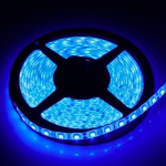 HS0122 Blue 5M 3528 Non Waterproof Led Strip 12V 60LED/M ,the price is for 5M