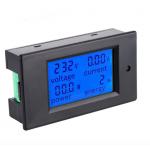 HS0206 110-220V LCD Digital Measure 80~260VAC 100A Voltage Current Power Energy Voltmeter Ammeter + CT Current Transforme PZEM-061