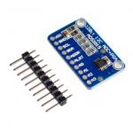 HS0230 CJMCU-ADS1015 Mini 12bit High Precision Analog-to-Digital Converter ADC Development Board