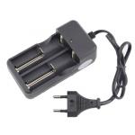 HS0260 2x18650 Battery Charge EU plug