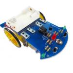 HS0261 Smart Robot  tracking car kits