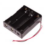 HS0271  3x18650 Battery Holder