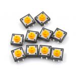 HS0279 100pcs Momentary Pushbutton switch B3F-4055