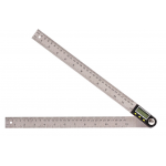HS0306 30cm Digital Angle  Measuring Ruler