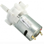 HS0315 RS-360 Mini DC 4-12V Water Pumping Motor Reversible Gear Aquarium Pump