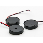 HS0316 YZ1440 14*4.0MM Small Enclosed Piezo
