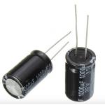HS0395 Electrolytic Capacitor 16V 100UF 1000pcs/bag