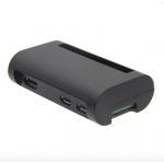 HS0431 ABS Black Case Enclosure For Raspberry Pi Zero / Zero W
