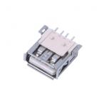 HS0501 100pcs SMT Right angle 4pin female