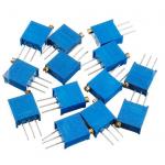HS0523 3296W-102Adjustable Potentiometer 50pc/tube 1K2K5K10K20K50K100K200K500K1M