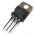 HS0397 100pcs  TIP122  Transistor Complementary NPN 100V 5A TO-220