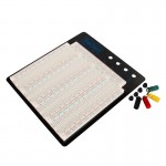 HR0251 ZY-208 3220pts Breadboard (by 4pcs 830pts MB-102)
