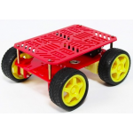 HR0366 4WD Magician Chassis