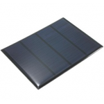 HR0214-72 115x85mm 18V 1.5W Mini Solar Panel