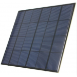 HR0472 3.5W 6V 583mA Monocrystalline Silicon Epoxy Mini Solar Panel Solar Module System Solar Cells