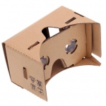 HR0508 DIY Google Cardboard 2 - Virtual Reality Glasses