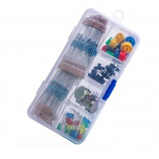 HR0474 Electronics component pack with resistors, LEDs, Switch, Potentiometer for Arduino UNO, MEGA2560, Raspberry Pi